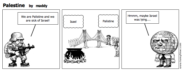 Palestine by maddy