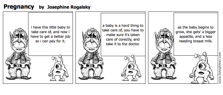 Pregnancy by Josephine Rogalsky