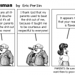 Family Values Spokesman