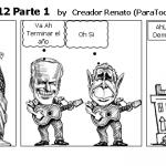 El Fin Del Mundo 2012 Parte 1