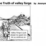 The Truth of valley forge