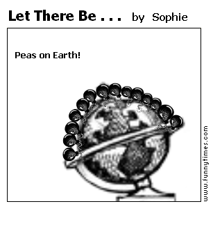 Let There Be . . . by Sophie