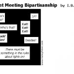 Budget Meeting Bipartisanship