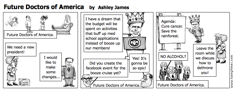Future Doctors of America by Ashley James