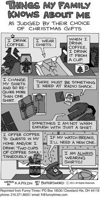 Funny corporate old teachers  cartoon, December 21, 2011