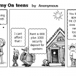 The Effects of Economy On teens