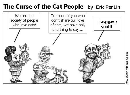 The Curse of the Cat People by Eric Per1in