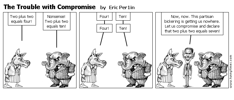The Trouble with Compromise by Eric Per1in