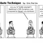 Name Calling as a Debate Technique