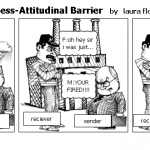 Communication Process-Attitudinal Barrie