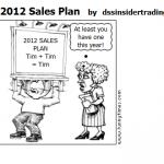2012 Sales Plan
