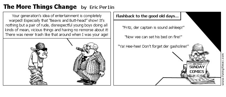 The More Things Change by Eric Per1in