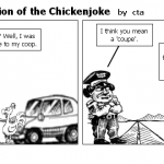 Yet Another Version of the Chickenjoke