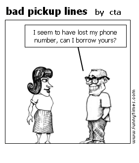 bad pickup lines reddit