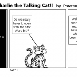 The Adventures of Charlie the Talking Ca