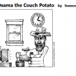 Osama the Couch Potato