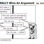 Rick FINALLY Wins An Argument