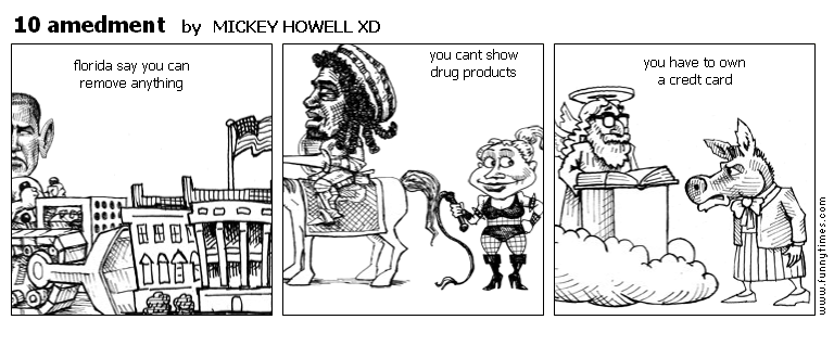 10 amedment by MICKEY HOWELL XD
