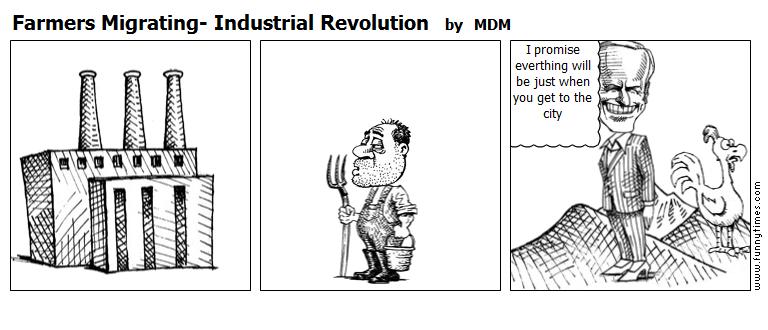 industrial revolution politics