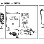 SALLY YOUR DEAD
