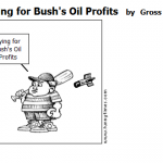 Dying for Bush's Oil Profits