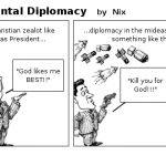 Fundamental Diplomacy