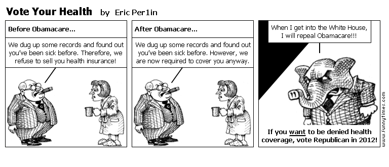 Vote Your Health by Eric Per1in