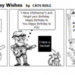 Joseph sends Birthday Wishes