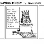 GOOD CHOICES FOR SAVING MONEY