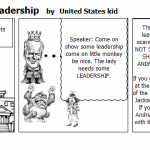 Andrew Jackson's leadership