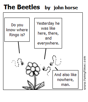 The Beetles by john horse
