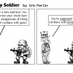 Naughty Soldier
