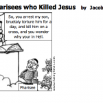 The Pharisees who Killed Jesus