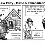 Natural Law Party – Crime  Rehabilitatio