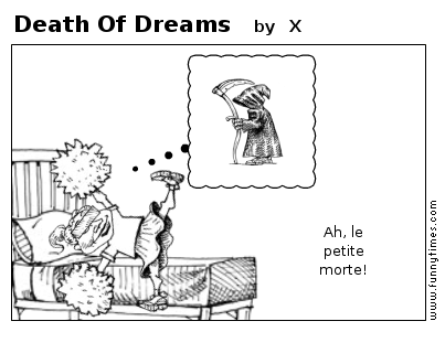 Death Of Dreams by X