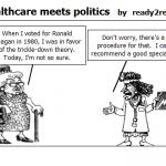 Healthcare meets politics