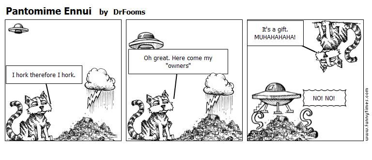 Pantomime Ennui by DrFooms