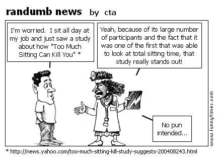 randumb news by cta
