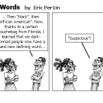Forwards and Black Words