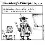 Heisenberg's Principal