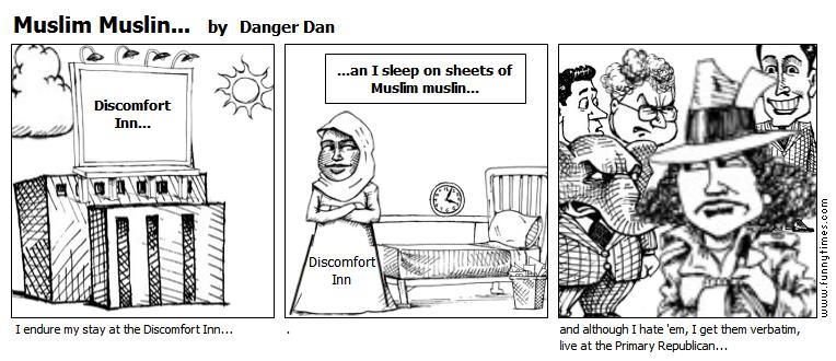 Muslim Muslin... by Danger Dan