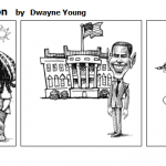 FEED Political Cartoon