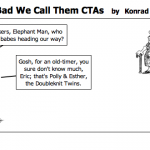 Puns So Bad We Call Them CTAs