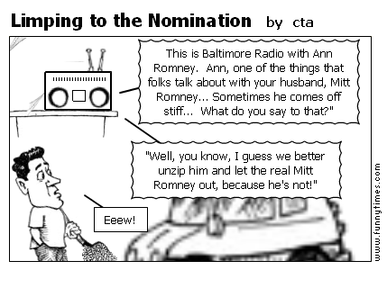Limping to the Nomination by cta