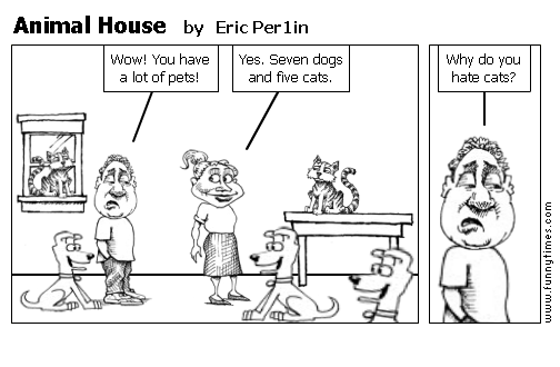 Animal House by Eric Per1in