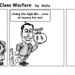 Panama's Economic Class Warfare