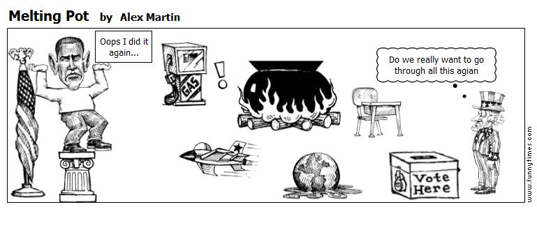the myth of the melting pot