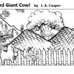 Explosion, Osama, and Giant Cow