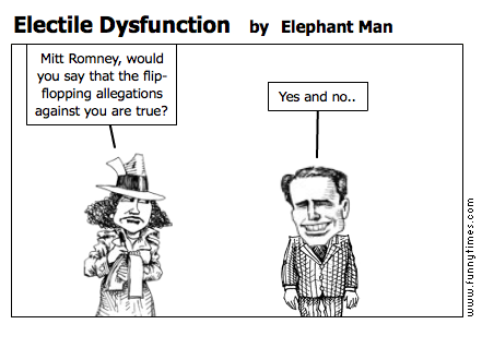 Electile Dysfunction by Elephant Man
