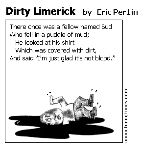 Dirty Limerick by Eric Per1in